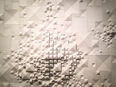 Valkea Vuori, by Rut Bryk Grey Tiles, Textures Patterns, Ceramic Art, Mosaic, Art Gallery, Sculpture, Ceramics, Retro, Wall