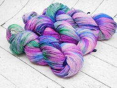 Rainier Nights Hand-dyed Superwash Sock Yarn