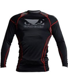 Bad Boy Performance L/S Tech Rashguard - 2X-Large