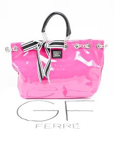 GF Ferre Tote for $115 at Modnique. Start shopping now and save 72%. Flexible return policy, 24/7 client support, authenticity guaranteed