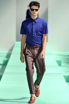 Paris Fashion Week: Paul Smith Spring 2013