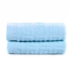 Solid Soft Thick Super Soft Towels in Blue (2 pack), 43% discount @ PatPat Mom Baby Shopping App plus get 25% off your first order using my promo code vLV124