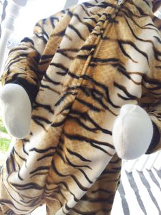 Size 9  12 Months Tiger Costume
