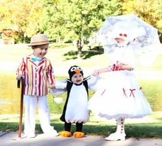 Cutest costumes ever! @Abby Doss Enos - Next years theme?  you and Seth can be chimney sweeps!