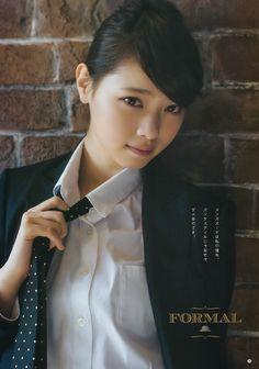 Nogizaka46 Nanase Nishino Fudan Kinai Fuku on Young Jump Magazine - JIPX(Japan Idol Paradise X)