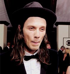 from things divine — James Bay at The 2016 GRAMMY Red Carpet