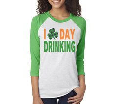 Adult Hoodie BADASS REPUBLIC New Orleans Irish Clover ST Patricks Day Clothing Gift
