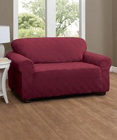 Brick Double Diamond Furniture Cover #zulily #zulilyfinds