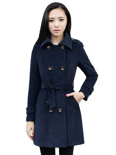 Classic Trench Coats For Women | ... classic investment double ...
