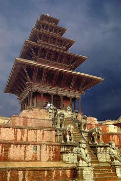 Bhaktapur, Nepal...So Old, So Intriguing ! ➰
