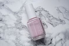 Review and swatches of the Essie nail polish Neo Whimsical, a drugstore lavender nail polish, from A Thing of Beauty blog