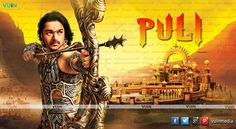 Who gave away the title 'Puli' for Vijay?