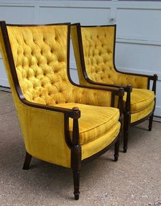 I need a nice pair of chairs like this