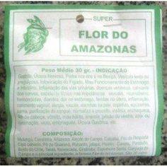 Flor do amazonas