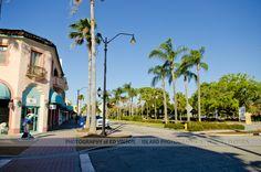 Main Street Downtown Venice, FL