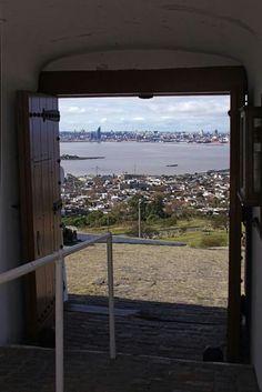 Vista desde la fortaleza del cerro