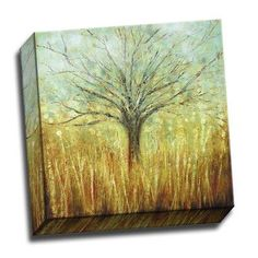 Picture it on Canvas 'Free Will' Painting Print on Wrapped Canvas
