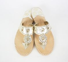 Platinum /Gold Palm Beach Sandals – Living on the Bliss http://www.livingonthebliss.com/collections/palm-beach-sandals