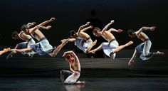 Martha Graham Company in Old and New Works - NYTimes.com