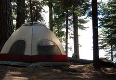 Camping is a quintessential outdoor experience – but these days, it's usually anything but spontaneous. Learn about these no-reservation campgrounds in Northern California. Best Places To Camp, Camping Places, Camping Spots, Camping World, Camping Near Me, Camping With Kids, Go Camping, Outdoor Camping, Luxury Camping