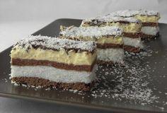 """Prăjitura """"Diafană"""", o reţetă extrem de simplă, cu un gust minunat! E gata în 15 minute"""