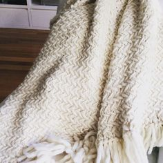 Koselig Blanket from Wool and the Gang
