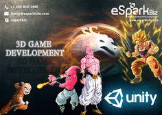 @eSparkBiz #Unity3Ddevelopers provide #GameDevelopment services for all kinds of 3D games project. Contact Us: https://www.esparkinfo.com/mobile-application-development.html?utm_content=buffer11f7d&utm_medium=social&utm_source=pinterest.com&utm_campaign=buffer#mobile-game-development