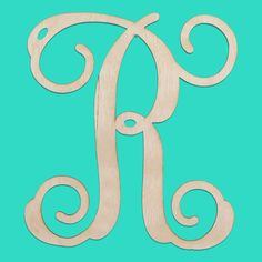 Wood Monogram - Single Wood Initial - Personalized Wall Decor - Home Decor - Wooden Monogram - Initial Monogram - Wedding Decor - Wall Decor by SerenityoftheSouth on Etsy #wood #Initial #monogram #WallDecor $16.95