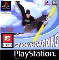 MTV Snowboarding: Playstation: Amazon.de: Games