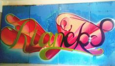 Lady´s Graff: -Entrevista con: RANK...