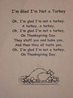 Mrs. T's First Grade Class: Thanksgiving