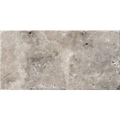 Emser Trav Ancient Tumb Silver 16 in. x 24 in. Travertine Floor or Wall Tile-1077675 - The Home Depot