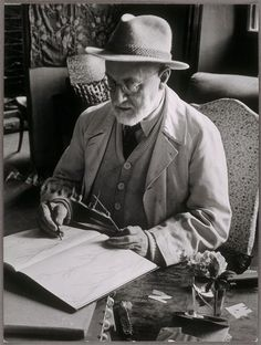 Henri-Émile-Benoît Matisse (31 December 1869 – 3 November 1954) was a French artist, known for his use of colour and his fluid and original draughtsmanship. He was a draughtsman, printmaker, and sculptor, but is known primarily as a painter. Matisse is commonly regarded, along with Pablo Picasso and Marcel Duchamp, as one of the three artists responsible for significant developments in painting and sculpture.