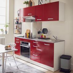 cuisine à composer - modèle type - pure bandeau - cuisines à