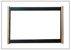 MAB-SBM019 Small Buffet Mirror 1230mm x 950mm x 70mm Thick