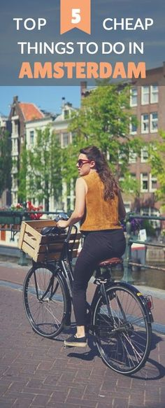 The Top 5 Cheap Things To Do In Amsterdam. Want to have your travel paid for and know someone looking to hire top tech talent? Email me at mailto:carlos@recruitingforgood.com