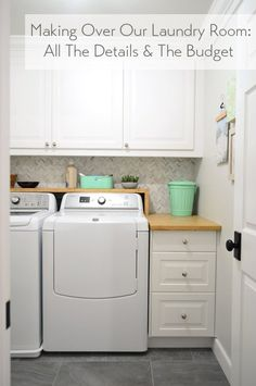 """Explore our internet site for more info on """"laundry room storage diy small"""". It is an excellent area to learn more. Basement Laundry, Laundry Room Organization, Laundry Room Design, Laundry In Bathroom, Organization Ideas, Storage Ideas, Laundry Rooms, Laundry Storage, Shelf Ideas"""