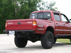 ShrockWorks 1995-2004 Tacoma Rear Bumper