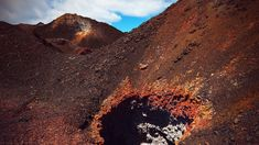 Volcan, Galapagos