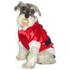 Fantasia Papai Noel Dear Dog #petmeupet #cachorro #natal #fantasia #papainoel