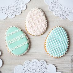 Fancy Cookies, Cut Out Cookies, Royal Icing Cookies, Easter Cookies, Easter Treats, Bolacha Cookies, Sugar Cookie Cakes, Cookie Crush, Cookie Cake Birthday