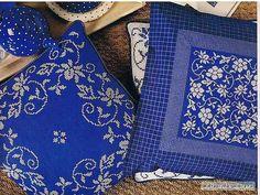 Gallery.ru / Фото #156 - Napkins, Carpets, Pillows 2 - Summerville