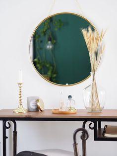 Lämmin ilo Decor, Furniture, Mirror Table, Table, Home Decor, Mirror