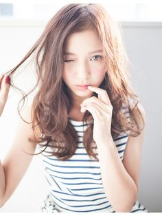 80 Long Hairstyles That Are Not Boring Medium Hair Cuts, Medium Hair Styles, Long Hair Styles, Japanese Beauty, Asian Beauty, Ulzzang, Japanese Hairstyle, Salon Style, Asian Hair
