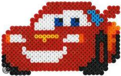 McQueen Cars hama beads