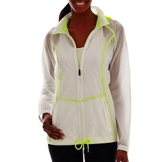 ee98ac2c834 Xersion™ Neon Shadow Jacket - JCPenney Fashion Group