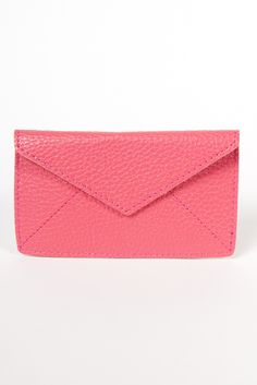 tiny pink pouch