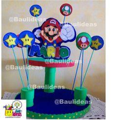 Chupetero Mario Bros