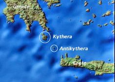 Kythera, Greece and its little sister island, Antikythera. I need to get here, rebuild my ancestral mountain home, move in and write. Ancient Olympics, L King, Family Destinations, Science Facts, Ancient Civilizations, Greece Travel, Crete, Greek Islands, Little Sisters