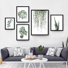 Tropical Plant Print